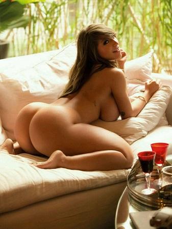 Escort trans massage sexy Champagne-au-Mont-d'Or ? Armelle, 33 ans
